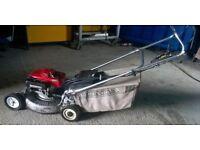 Honda HR214 SX Self Propelled Lawnmower