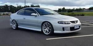 2003 Holden Monaro Coupe Kingston Kingborough Area Preview