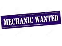 Wanted , Mechanic Fast fitter Tyre Fitter for tyre centre - Full time -