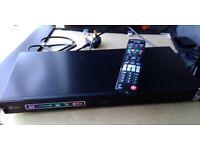 LG BP520 3D Smart Blu-Ray DVD Player - usb to play mkv, flv, vob etc...