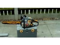 Ryobi chainsaw spares or repair