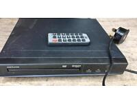 DVD PLAYER WITH REMOTE CONTROL - £15 ONO