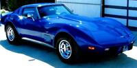 You will look so good in this 1977 Chevrolet Corvette