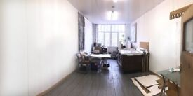 Bright and Spacious Artist Studio Space