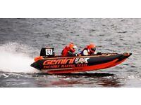 New Gemini Racing ZAPCAT RIBS Un used / new