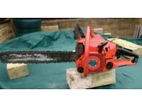 Sachs Dolmar 112 Chainsaw, now Makita