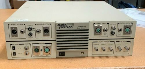 Audio Precision System One Dual Domain SYS-322A
