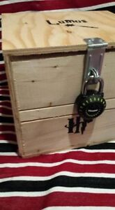 Harry Potter Lock Box with Pottery Mug, Butterbeer Hot Chocolate