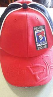 Official Knights members cap 2006 Telarah Maitland Area Preview