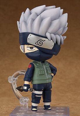 Nendoroid Naruto Shippuden Kakashi Hatake Figure Preorder