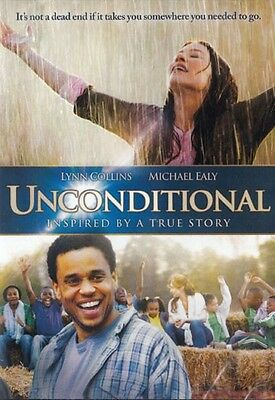 New Sealed Christian Drama Ws Dvd  Unconditional  Lynn Collins  Michael Ealy