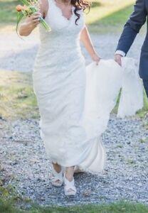 Magnifique Robe de Mariée, 7 ans