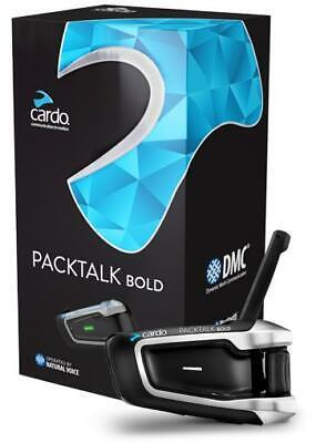 Cardo PACKTALK BOLD JBL Communication System - Single Unit