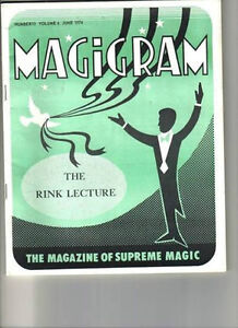 Magigram Magazines