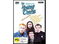UK DVD boxsets (Porridge, Dinnerladies etc)