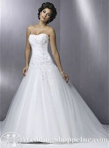 Maggie Sottero, Size 6 Wedding Gown