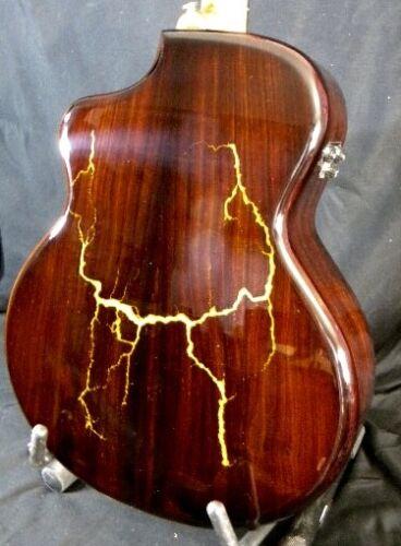"Merida Extrema Series MIMRW ""Lightning"" All Solid A/E Guitar"