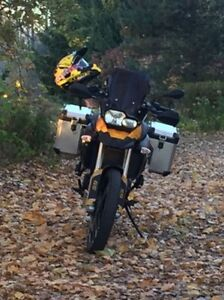 bmw f800gs price reduced