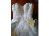 Brand New Unused Wedding Dress