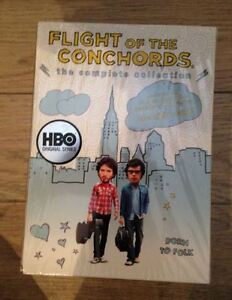 Flight of the Concords HBO TV Show complete series DVD