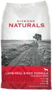 Diamond Naturals Dog & Cat Food!