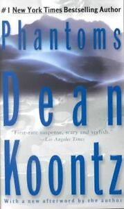 PHANTOMS [9780425181102] - DEAN R. KOONTZ (PAPERBACK) NEW