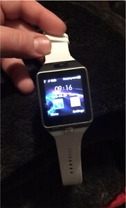 New Smart watch for any smart phone will sell quickly read ad
