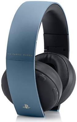 PlayStation Gold Wireless Headset for PS3/PS4/Vita | Uncharted 4 Limited Edition segunda mano  Embacar hacia Argentina