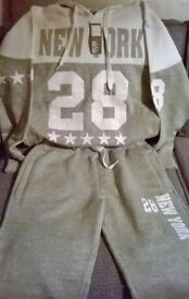 Tracksuit size xl new
