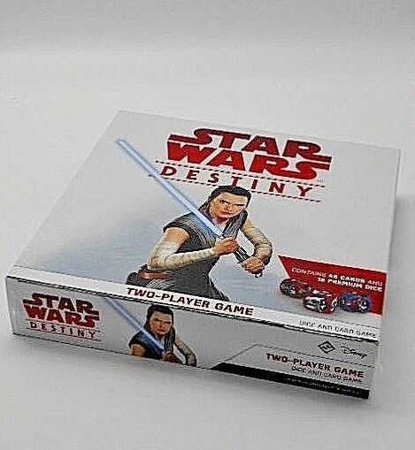Disney Star Wars Destiny Game For 2 Players Ages 10 years Th