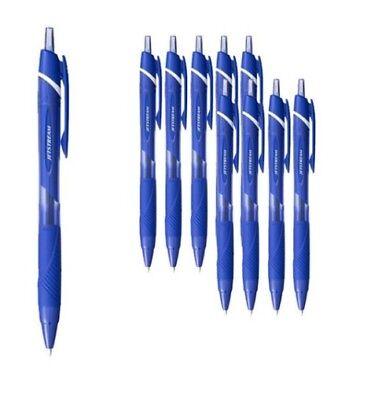 Mitsubishi Uni Jetstream SXN-150-07 Ballpoint Pen 0.7 mm Blue Ink 10Pcs