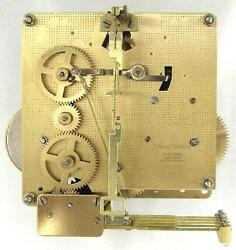 Hermle wall clock movement 351-020 34 cm pendulum