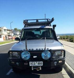 2004 Land Rover TD5 Discovery Wagon Henley Beach South Charles Sturt Area Preview