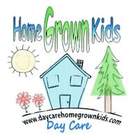 CHILD CARE OPENING AVAILABLE