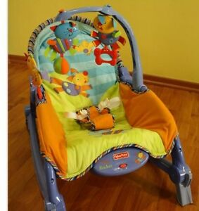 Fisher price buy sell items tickets or tech in ottawa for Chaise vibrante