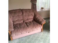 Free 2-seater sofa - collect
