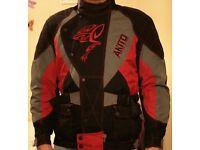 Akito Cougar Motorcycle Jacket