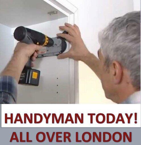 £150/day HANDYMAN,SHED-IKEA ASSEMBLY Dalston,Islington,Camden,Chigwell,Kensington,Ealing,Walthamstow