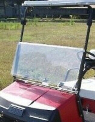 EZGO Marathon (86-94) Tinted Fold Down Golf Cart Windshield - US Made