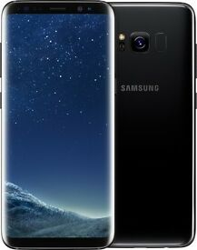 Samsung S8 New 64GB Unlocked with complete box