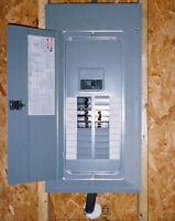 Electrician (Moncton area)