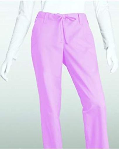 Barco Uniforms Women's ICU Scrub Pants Small Pink Quartz 3 P