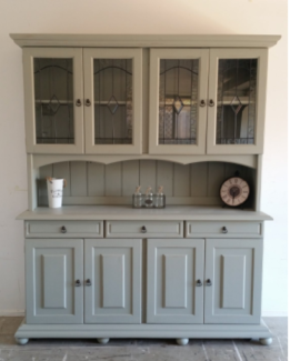 Farmhouse Buffet Hutch | Afterpay | Free Delivery Brisbane