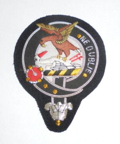 Royal Scottish Scotland Clan Graham Heraldry Crest Family Name COA Blazer Patch