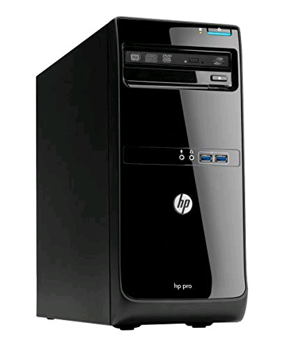 HP Pro 3400 Work/Gaming PC, AMD Graphics Card, Intel CPU/Processor   in  Edgware, London   Gumtree