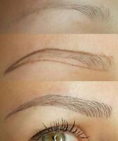 """brows"" - Professional MICROBLADING Services"