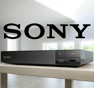 NEW OB SONY BLU-RAY DVD PLAYER NEW OPEN BOX PRODUCT - ELECTRONICS 89824522