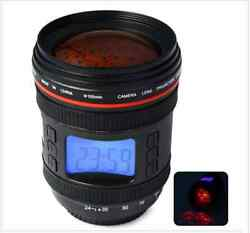 Camera Lens Music Calendar Alarm Clock Projector Lamp Star photographers