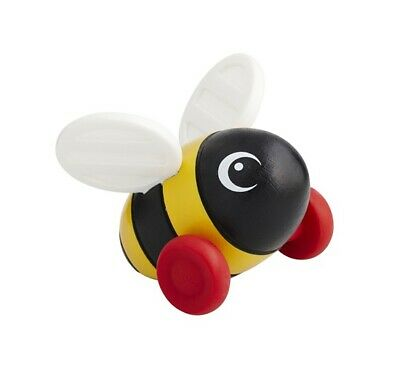 BRIO Mini Wooden Bumble Bee Baby Toy