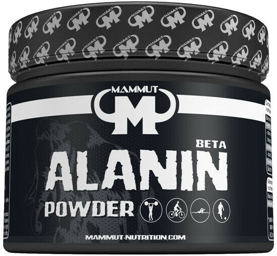 Best Body Mammut Beta Alanin Powder 300g Dose Aminosäuren